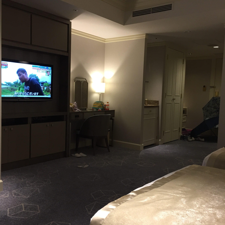 マリオットアソシアホテルの部屋3