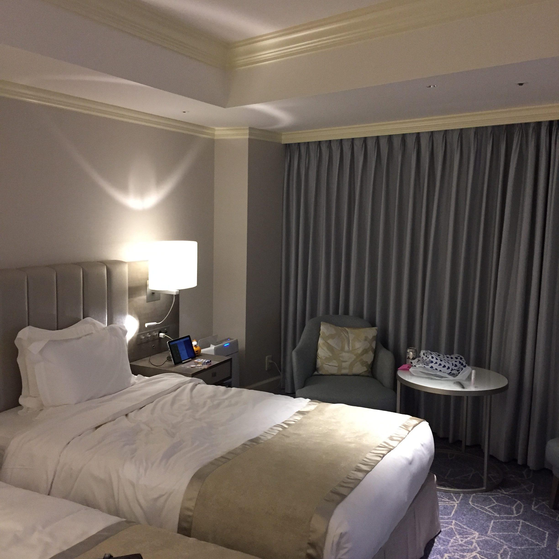 マリオットアソシアホテルの部屋1